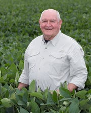 "Agriculture Secretary Sonny Perdue said Wednesday his agency is still ""in the throes of constructing"" an aid package for farmers hurt by retaliatory tariffs."