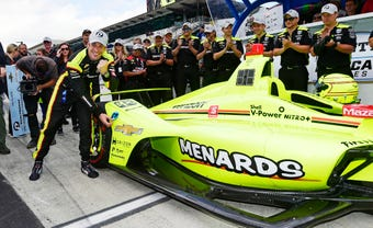 USA TODAY Sports' Jim Ayello breaks down the 103rd Indianapolis 500.