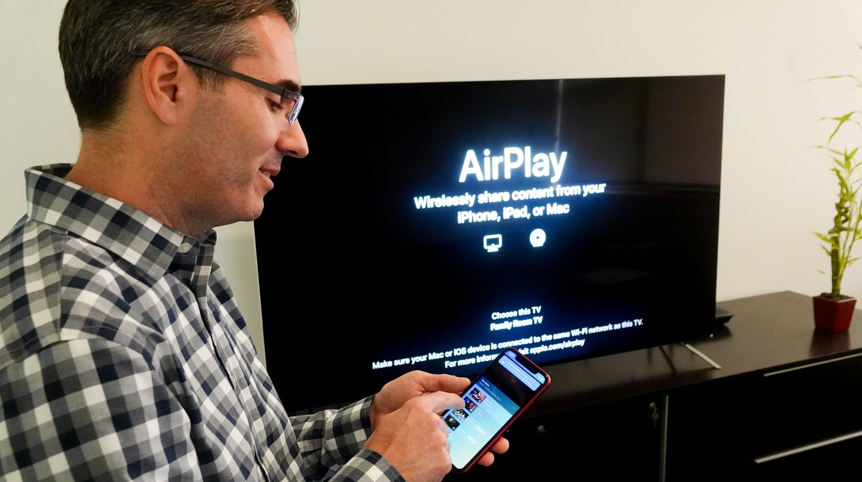Apple's AirPlay TV controls coming for Vizio, Samsung, Sony, LG