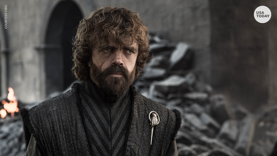 "Peter Dinklage plays Tyrion Lannister on ""Game of Thrones."""