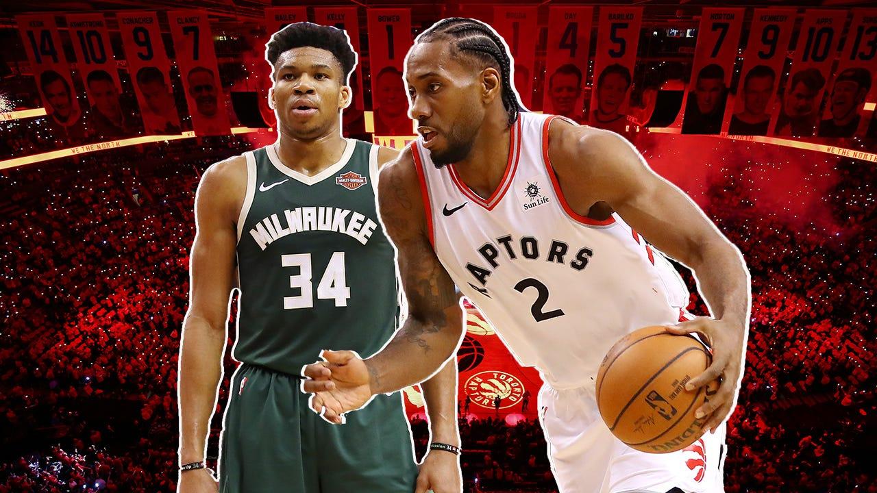 fef6a0555ff NBA playoffs  Kawhi Leonard elevating Raptors minute by minute