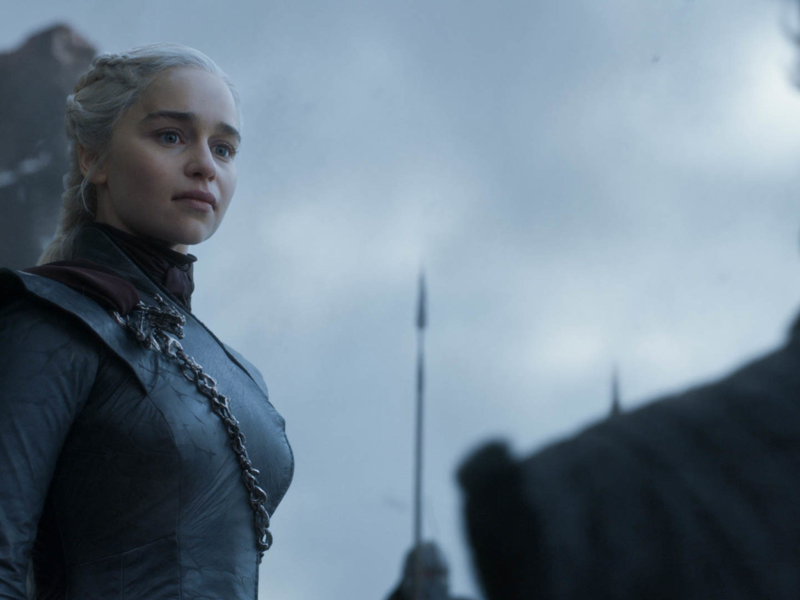Daenerys Targaryen (Emilia Clarke) finally rules over the Seven Kingdoms, but for how long?
