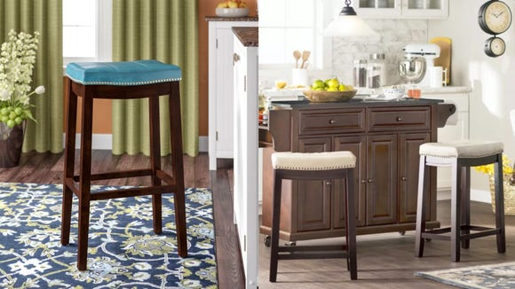 Add some color to your kitchen.