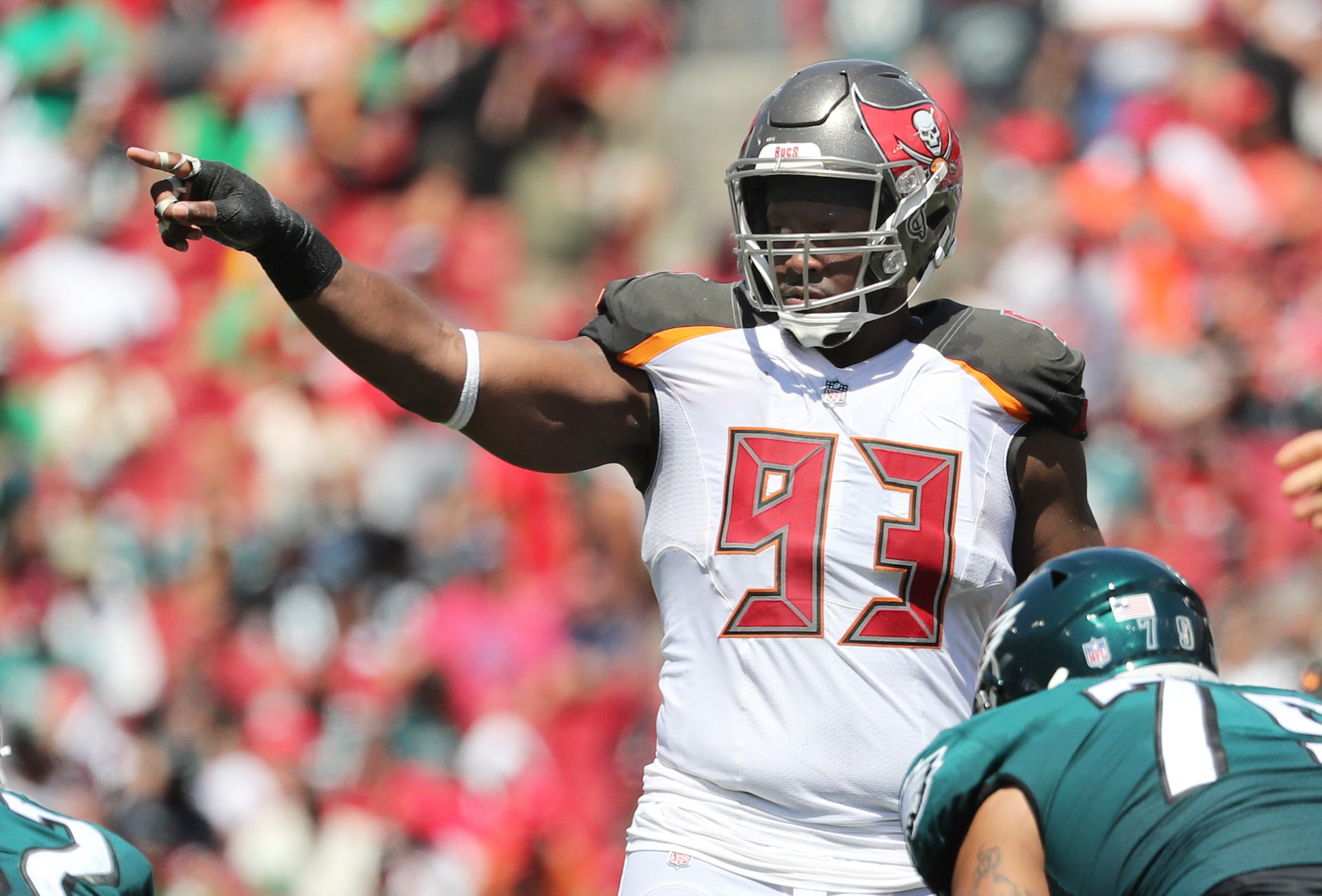 Gerald McCoy, Tampa Bay Buccaneers mutually part ways