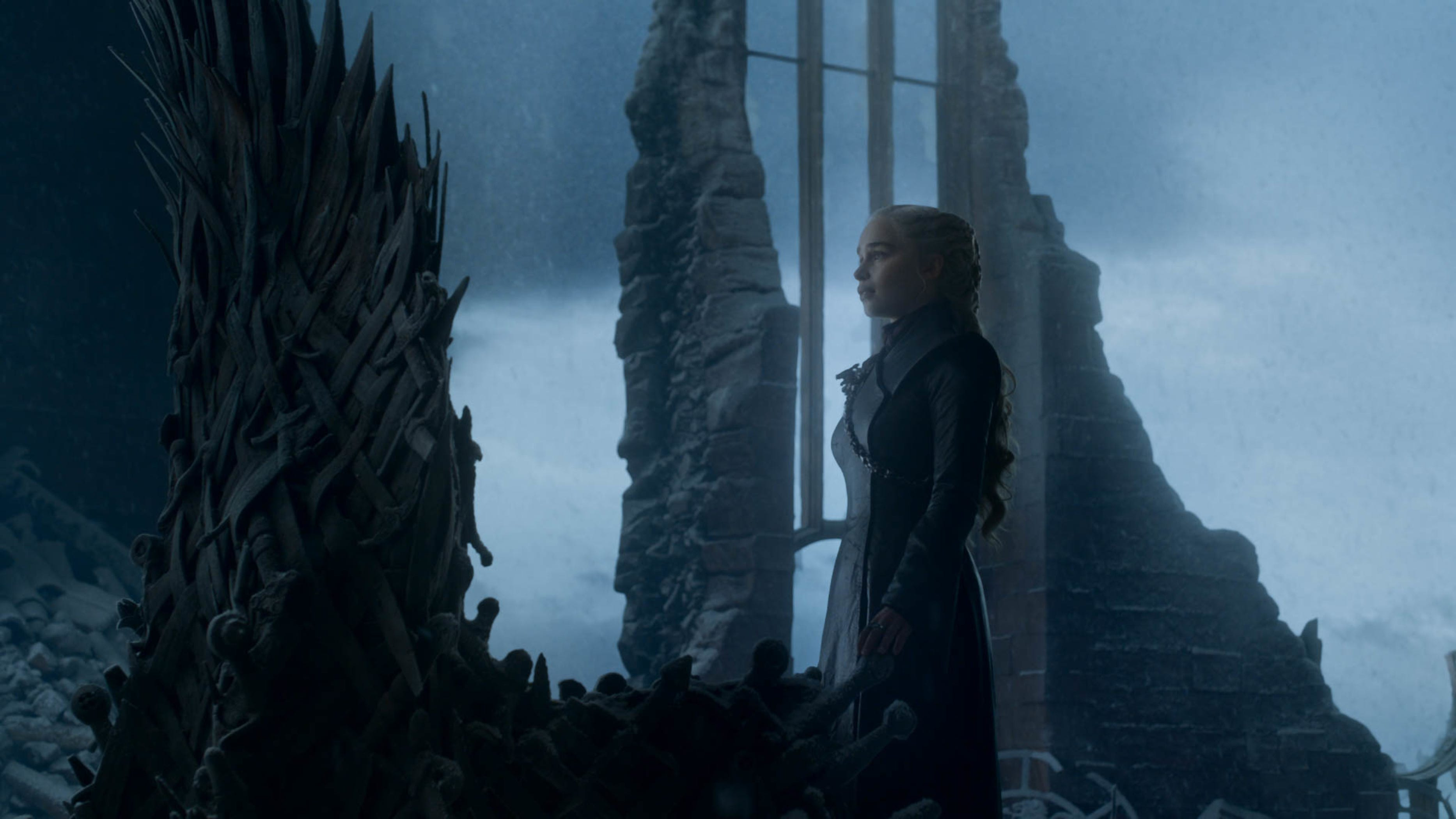 'Game of Thrones' finale sets records with 13.6 million TV viewers, 19.3 million overall