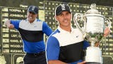 SportsPulse: Golfweek's David Dusek was on hand when Brooks Koepka secured his second straight PGA Championship and describes the significance of this win.