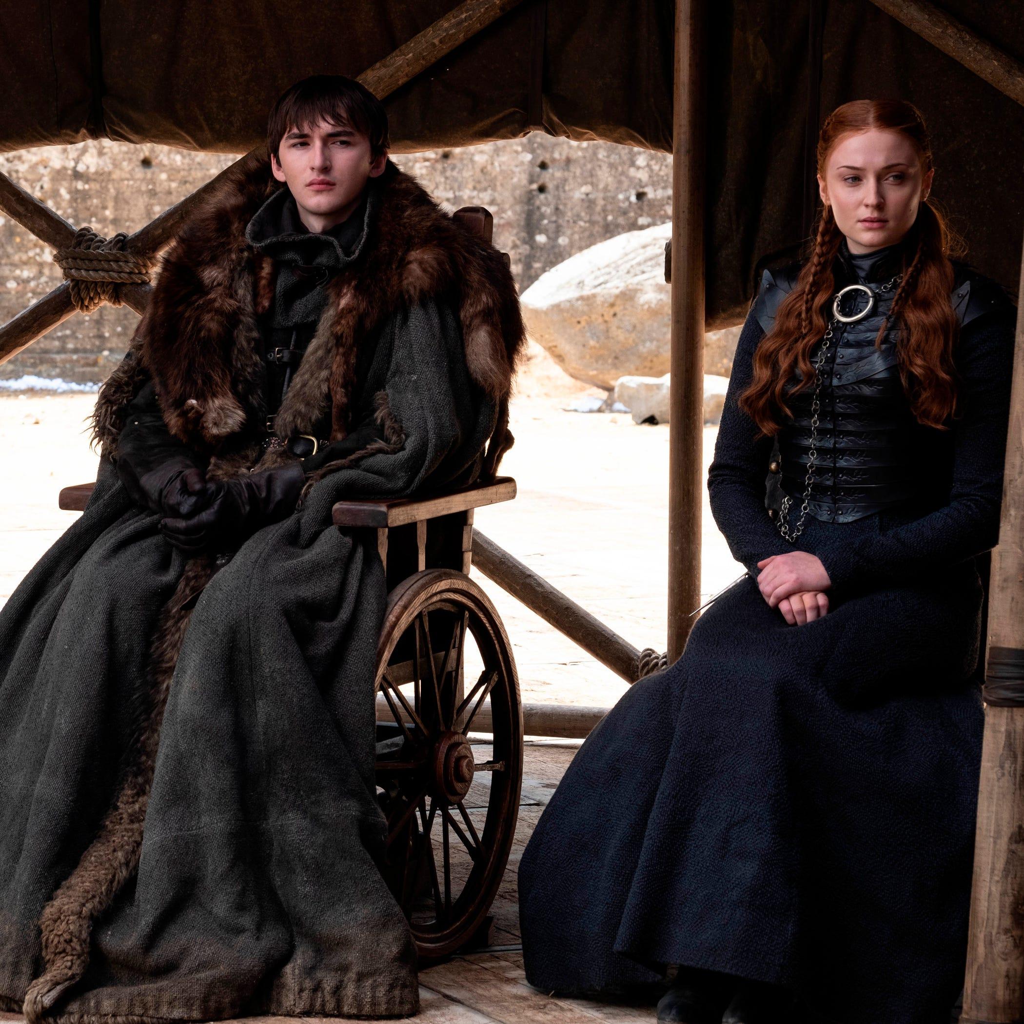 'Game of Thrones' finale: The profound message of Bran the Broken's wooden wheelchair