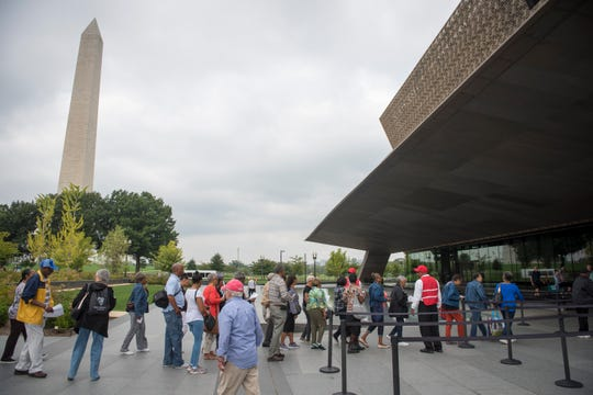 Millions of people have visited the National Museum of African American History and Culture every year since it opened in September 2016.