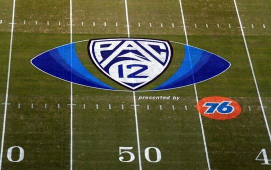 Pac 12 revenue fell during 2018.