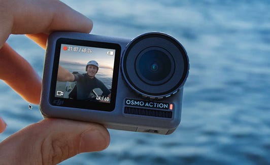 Second opinion on DJI Osmo Action, the GoPro killer