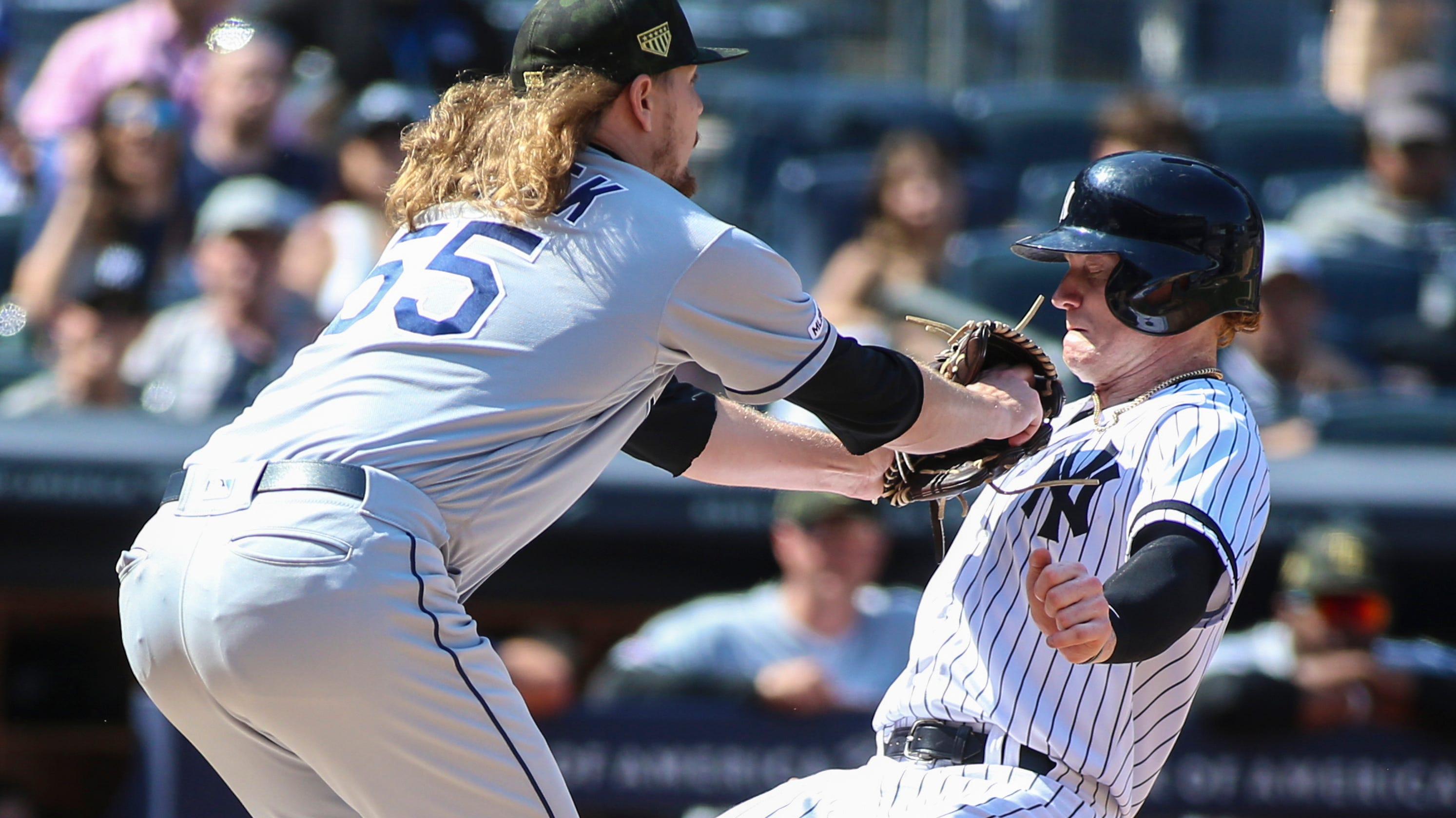 MLB Power Rankings: Yankees, Rays, Red Sox Set For Wild AL