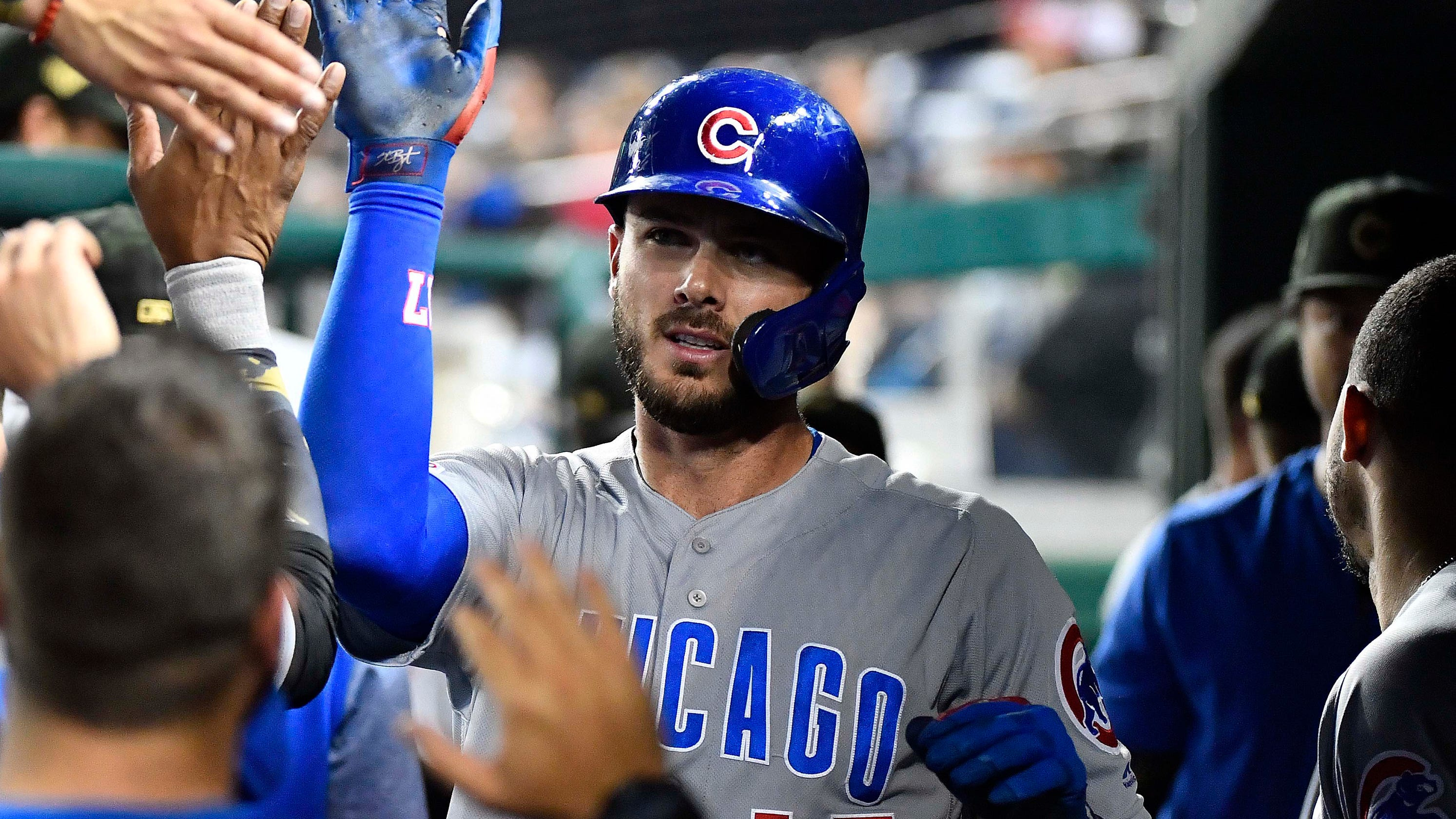 563dc15b80df5 Kris Bryant  Cubs star finding his way back to MVP level