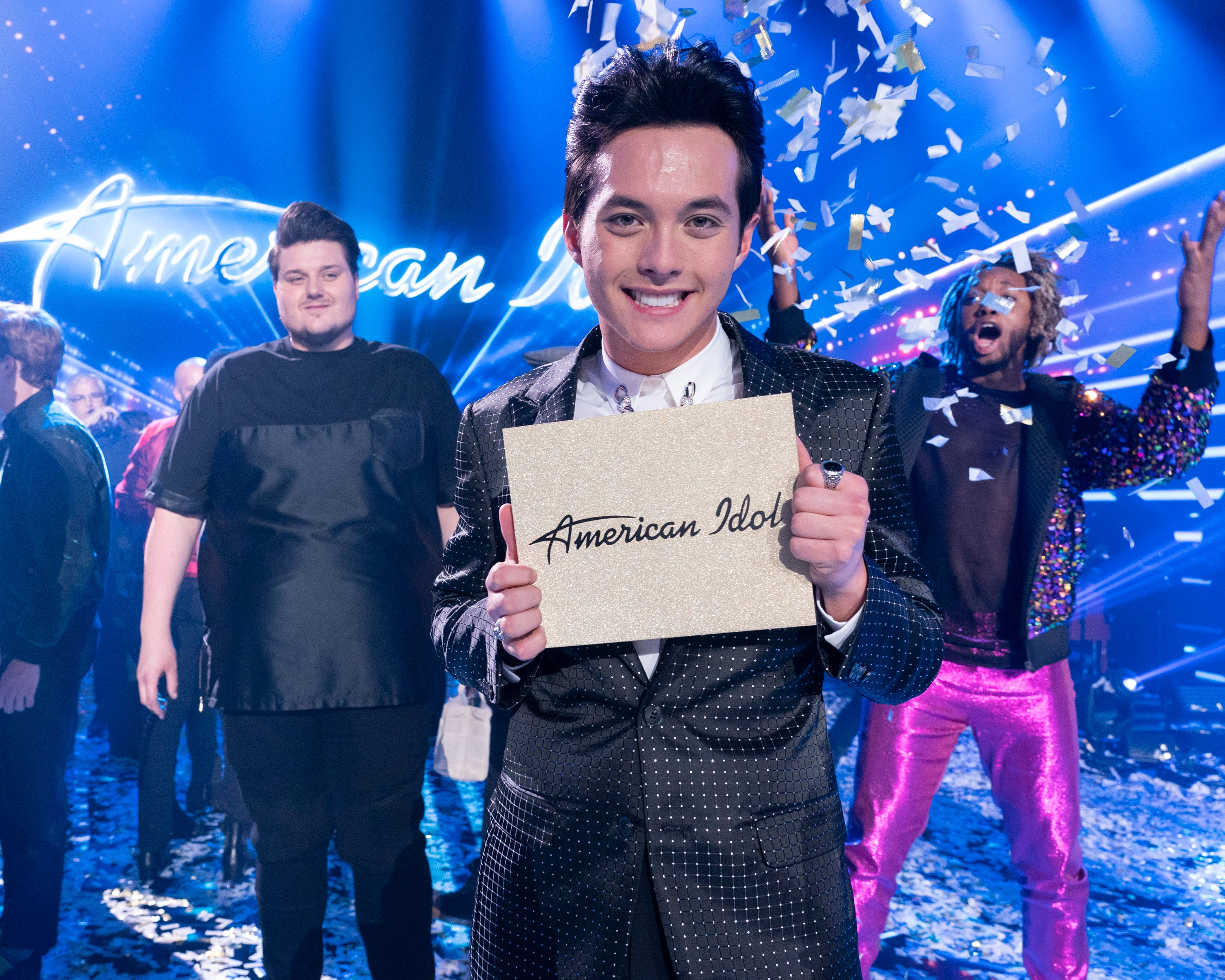 Laine Hardy recalls 'crazy' moment after winning 'American Idol'