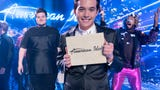 """Laine Hardy eked out a narrow win over Alejandro Aranda on the finale of """"American Idol."""""""