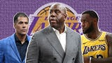 What I'm Hearing: USA TODAY Sports' Jeff Zillgitt discusses the recent comments from Magic Johnson who painted a dysfunctional picture of the Lakers' front office.