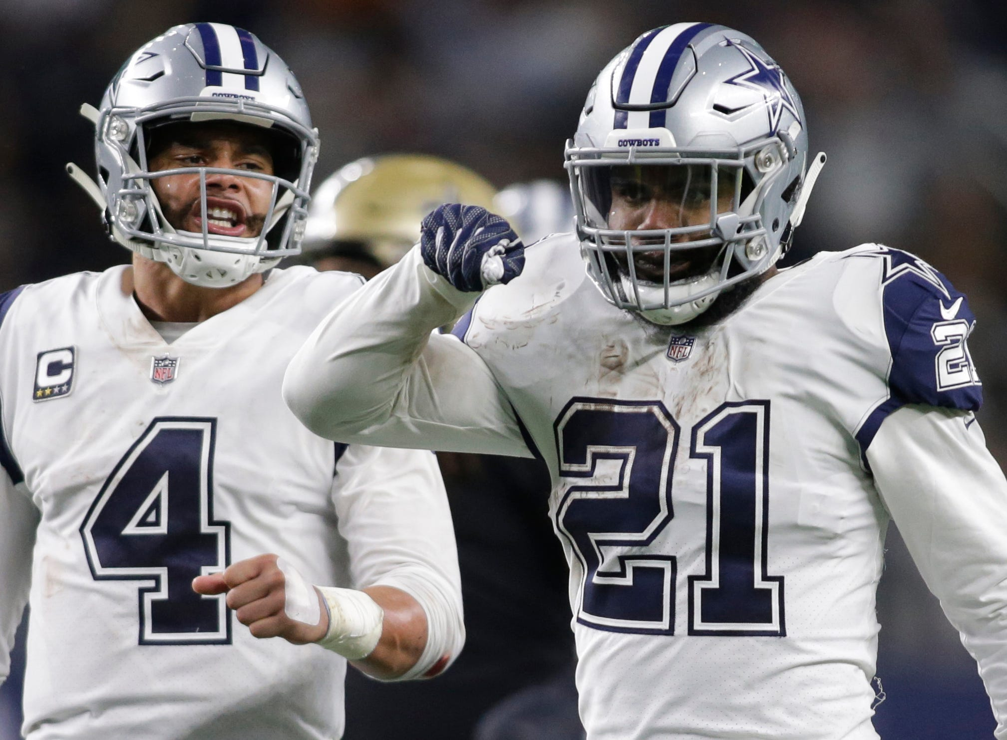 Ezekiel Elliott had a predictable response to the suggestion that the Cowboys might lighten his workload this season.
