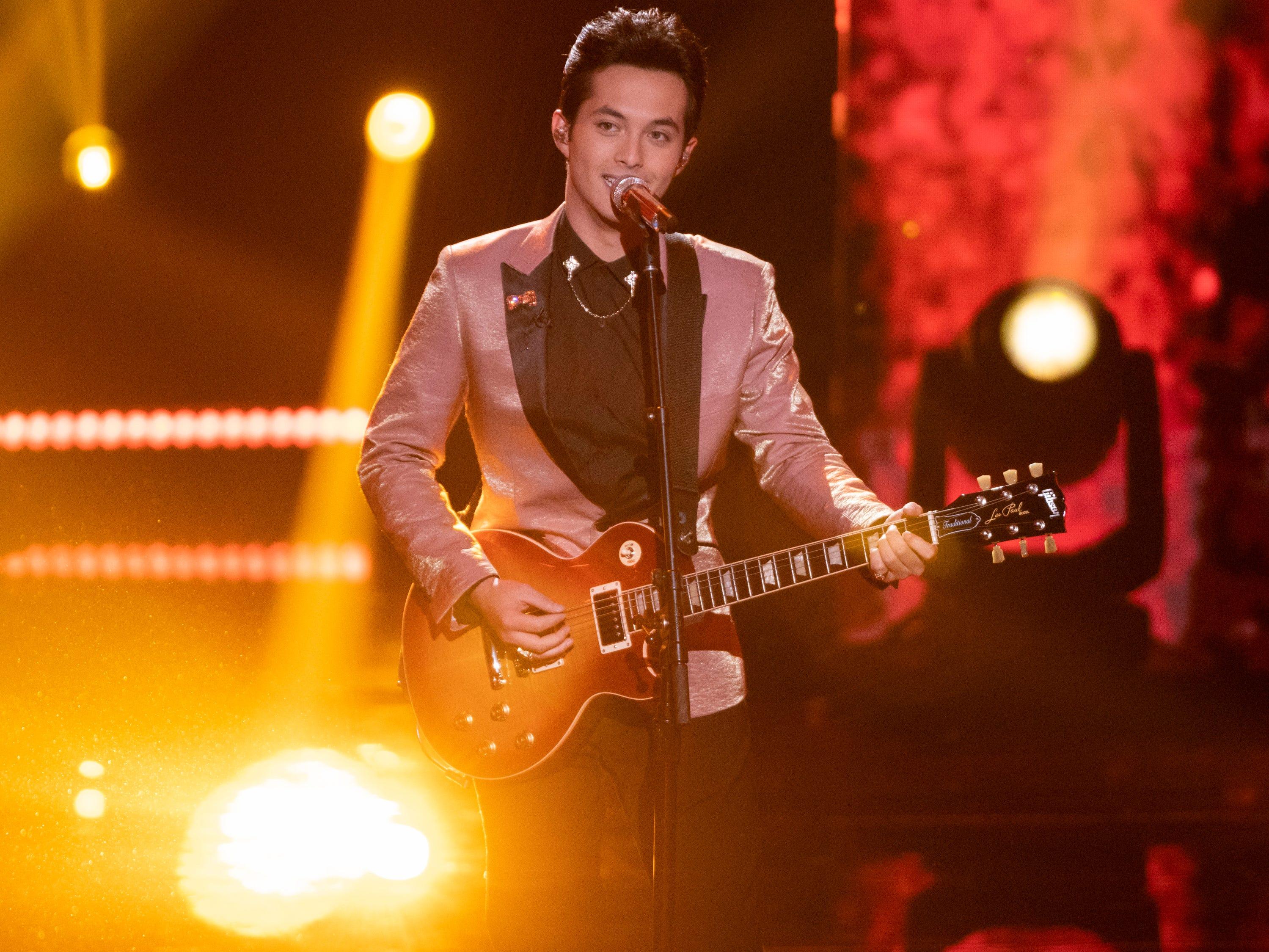 'American Idol': Southern heartthrob Laine Hardy pulls off stunning win over Alejandro Aranda