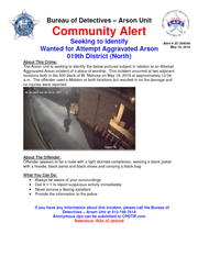Chicago synagogues targets of arson, vandalism; police step up patrols