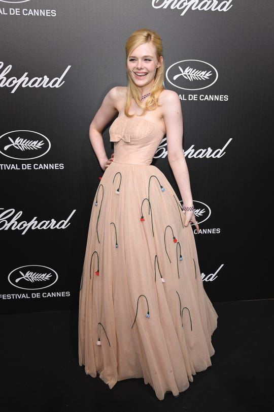 'Dress too tight': Elle Fanning reveals why she fainted at Cannes Film Festival