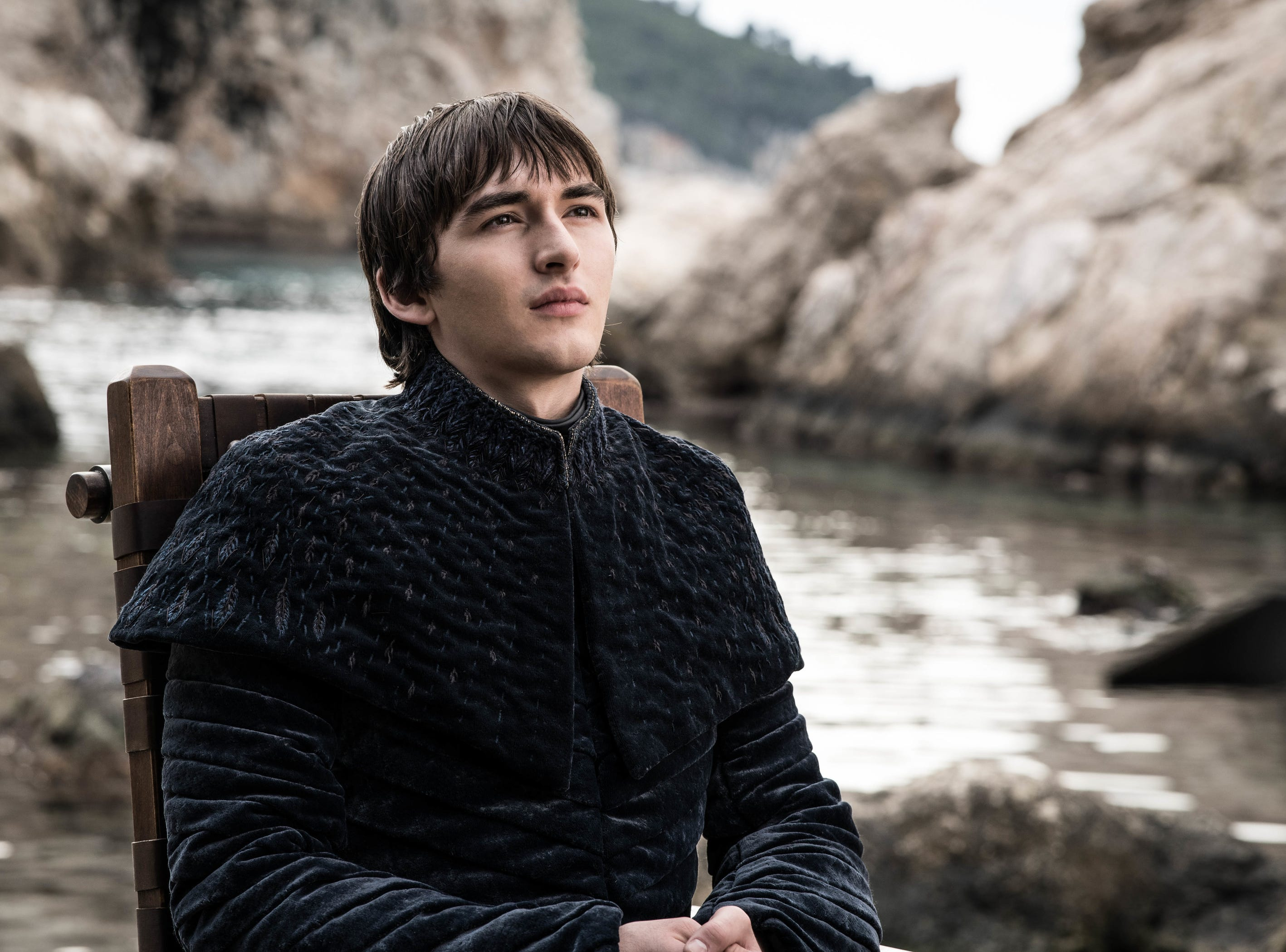 We wonder if even the Three-Eyed Raven could foresee the change in status for Bran Stark (Isaac Hempstead Wright) in the series finale.