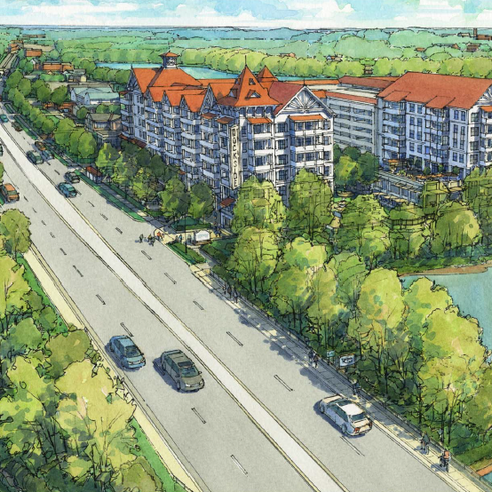 $80 million Clemson development on Lake Hartwell would bring apartments, restaurants, more