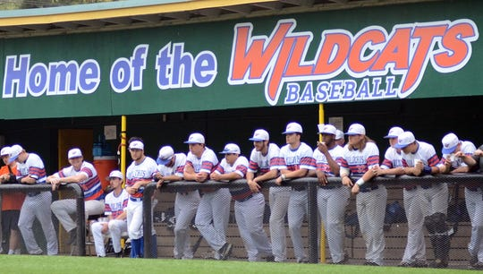 Louisiana College's baseball team set a team-record with 31 wins in 2019.