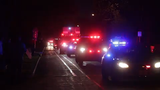 Post-funeral procession for Appleton firefighter Mitchell Lundgaard