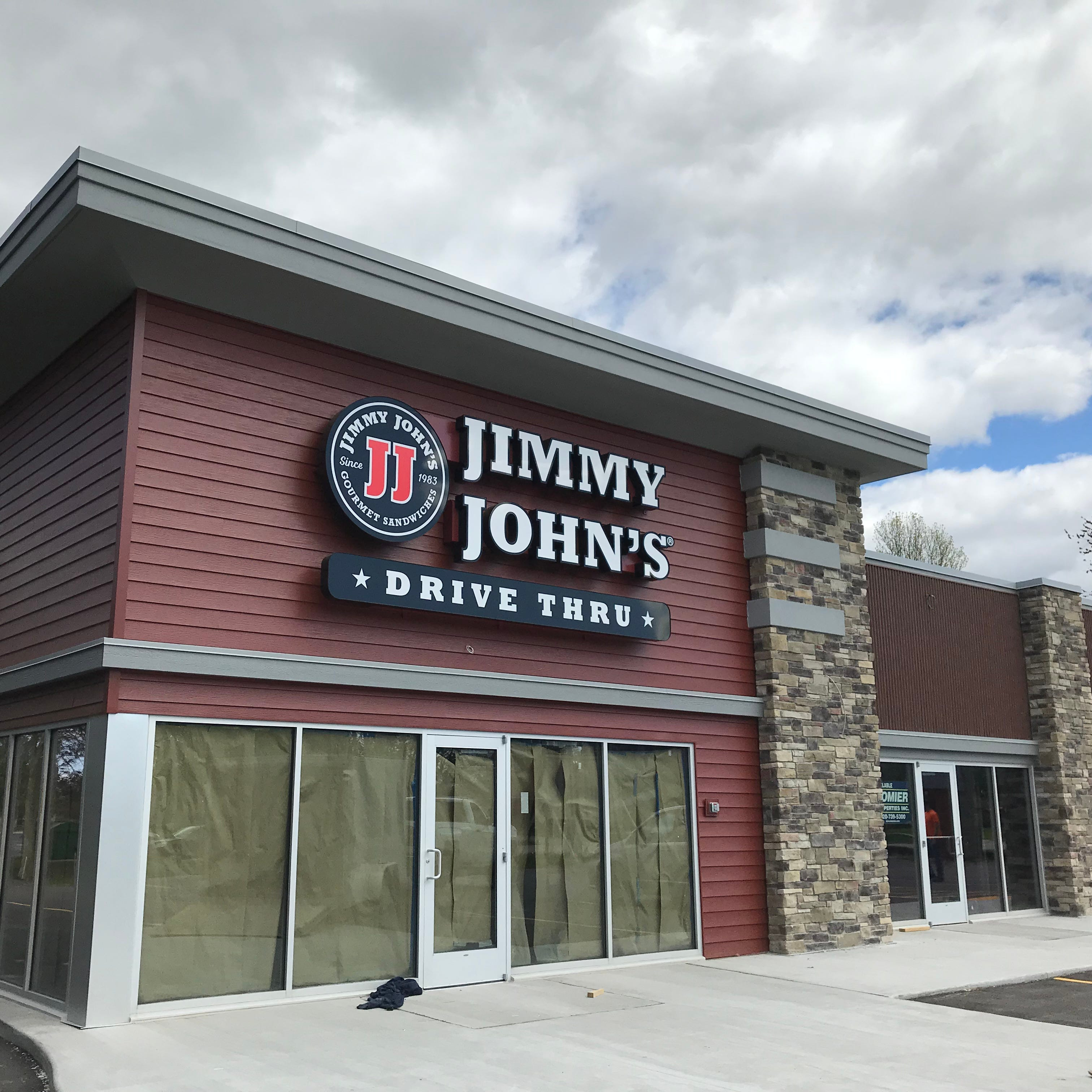 The Buzz: Jimmy John's opening not 'freaky fast'
