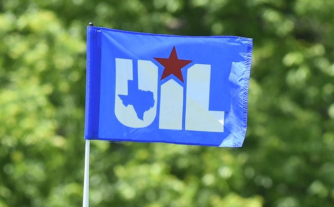 UIL state golf flag