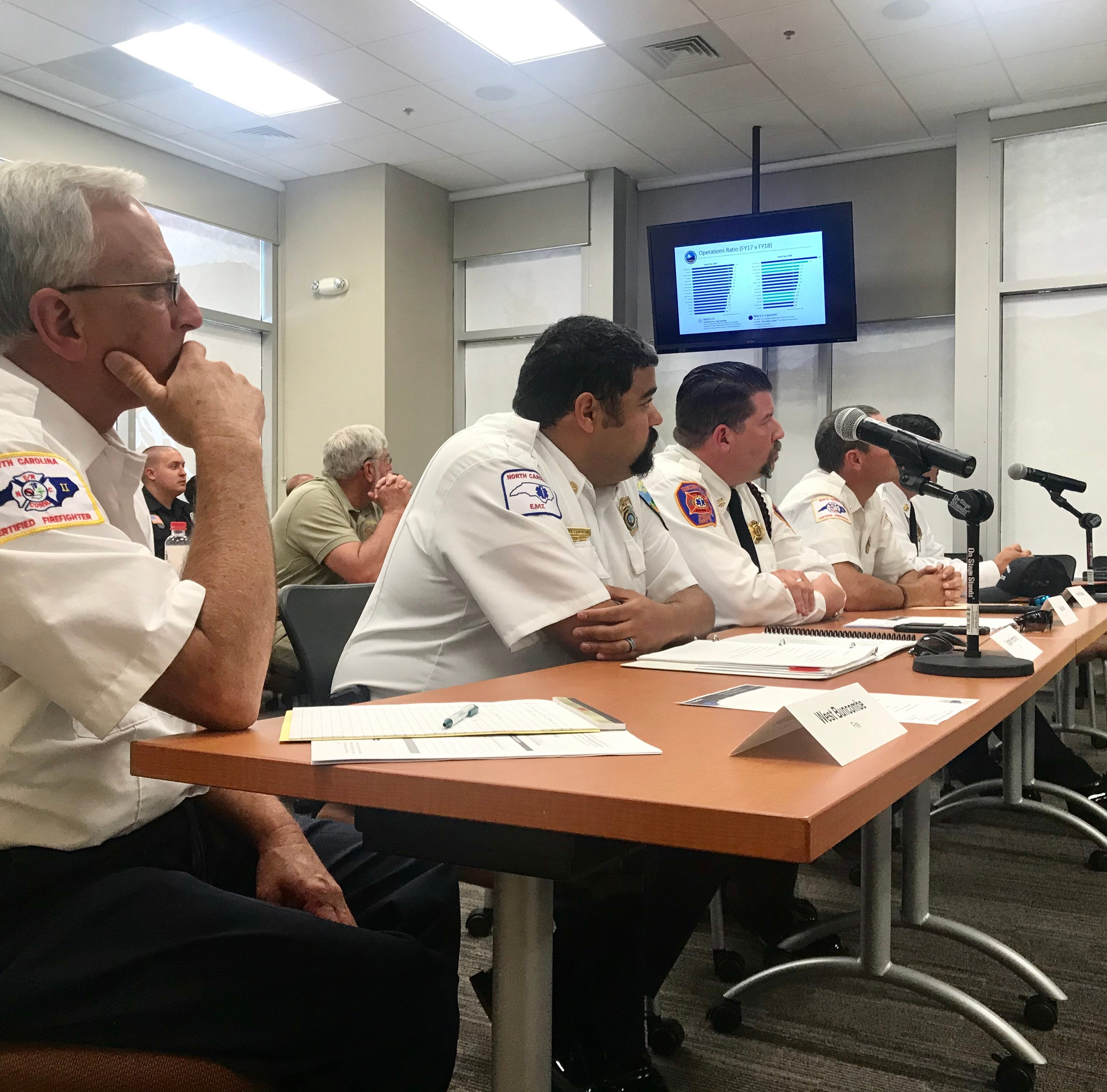 $1.4M in additional funding: 6 county volunteer fire departments ask for tax rate hikes
