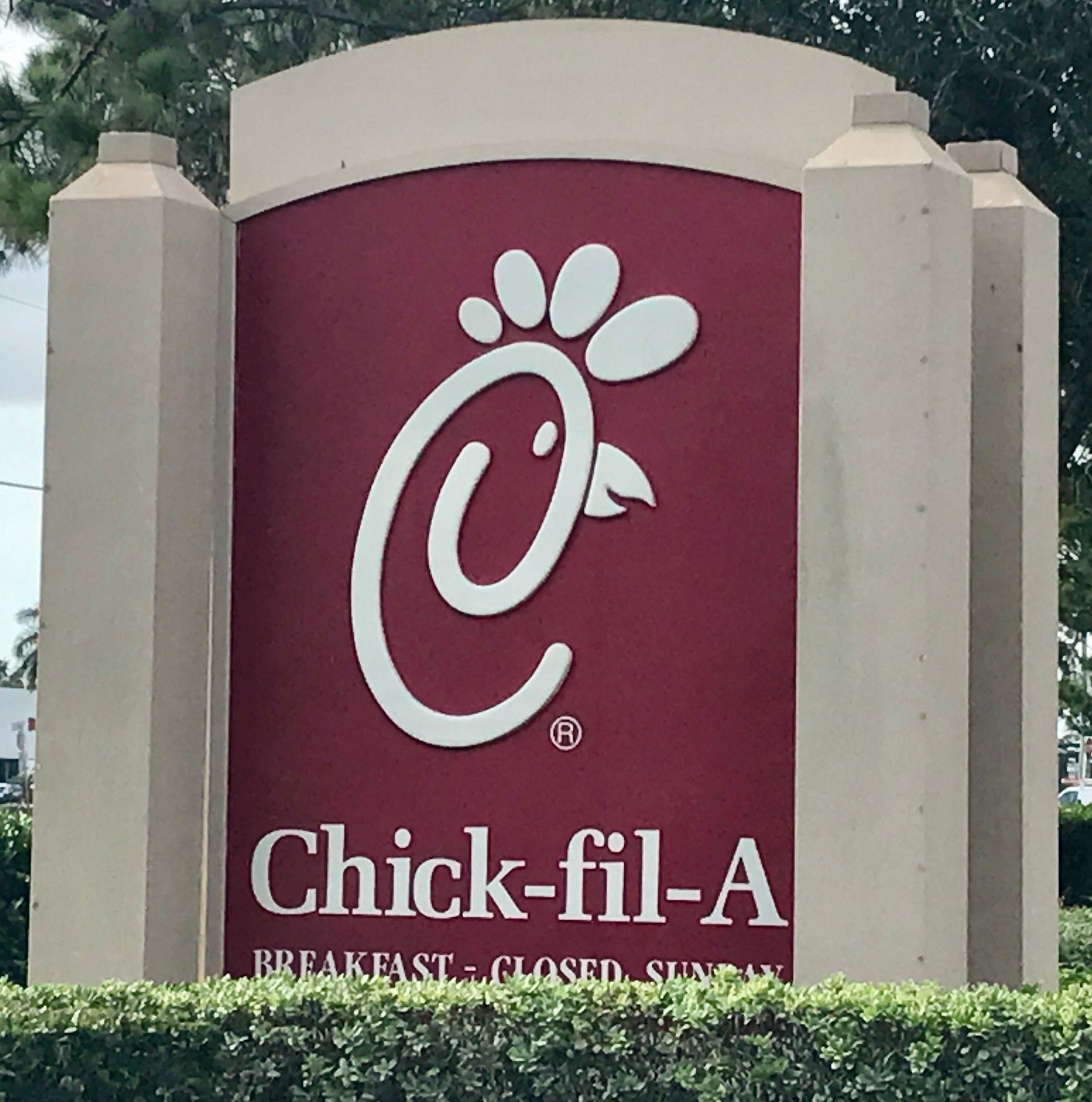 photo relating to Chick Fil a Printable Applications named A fresh new Chick-fil-A cafe is coming towards Viera
