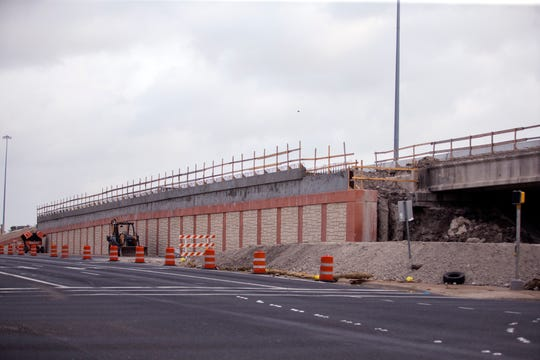 State Highway 358, S.P.I.D., has been under construction since January 2018. Anticipated completion of the construction is in early 2022.