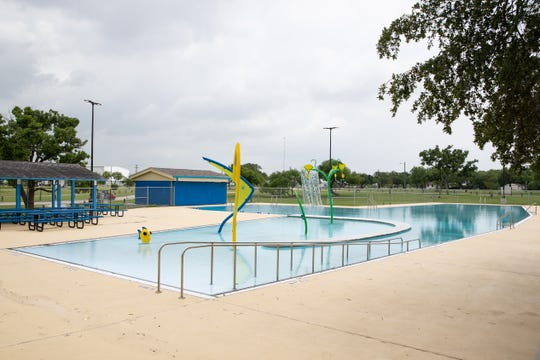 Corpus Christi's West Guth Park located on Up River Road.