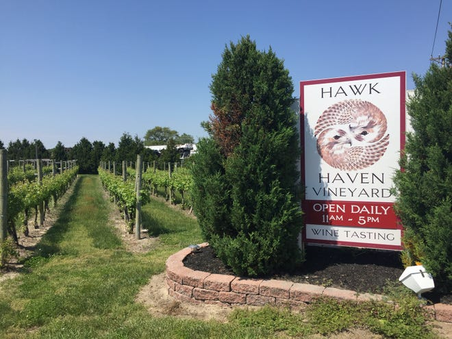 Hawk Haven Winery in Cape May County will hold a music and food truck fest on Memorial Day Sunday to celebrate an anniversary