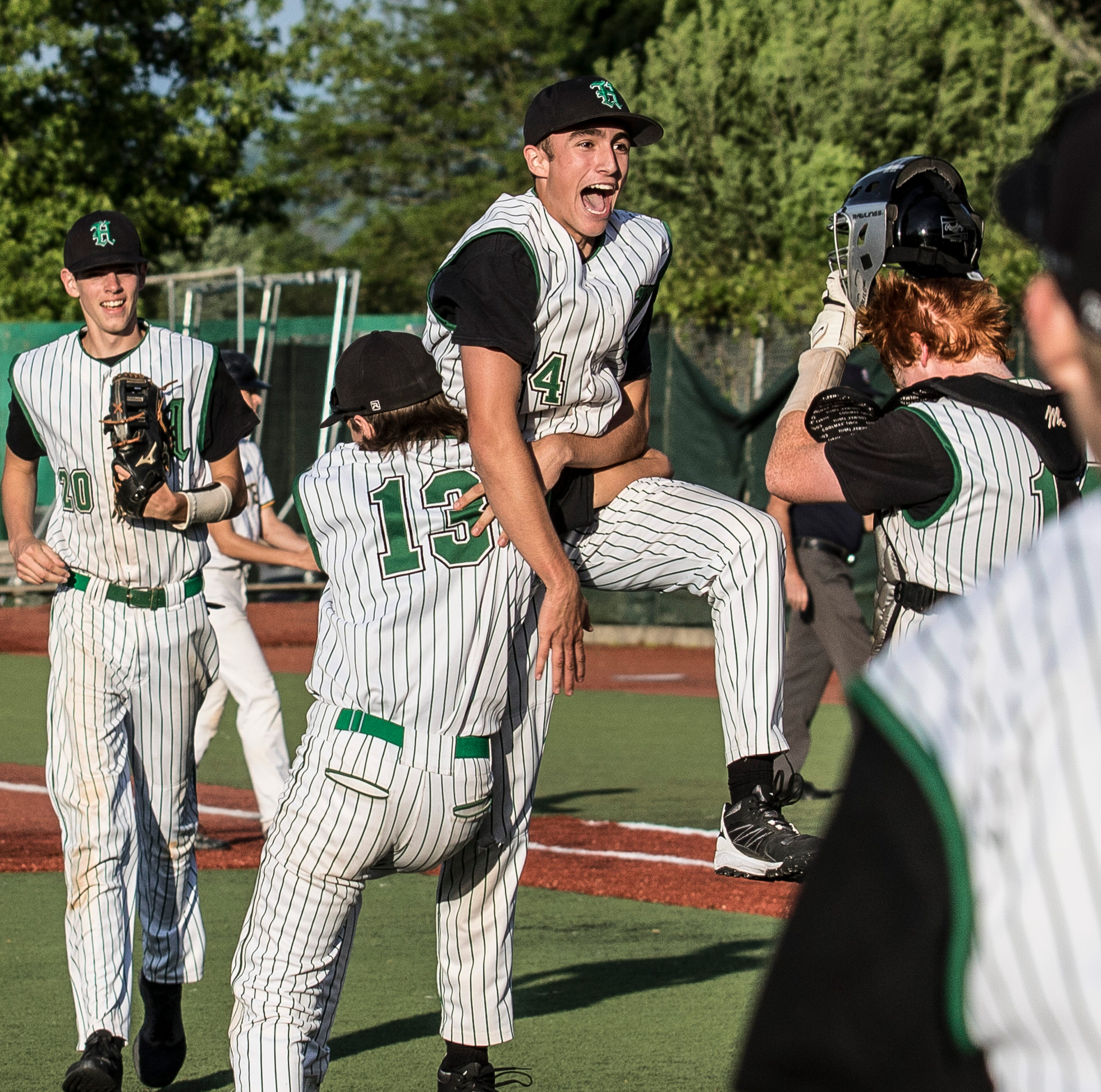 OHIO HS BASEBALL: Huntington advances to D-IV District Final win 6-5 win over Eastern
