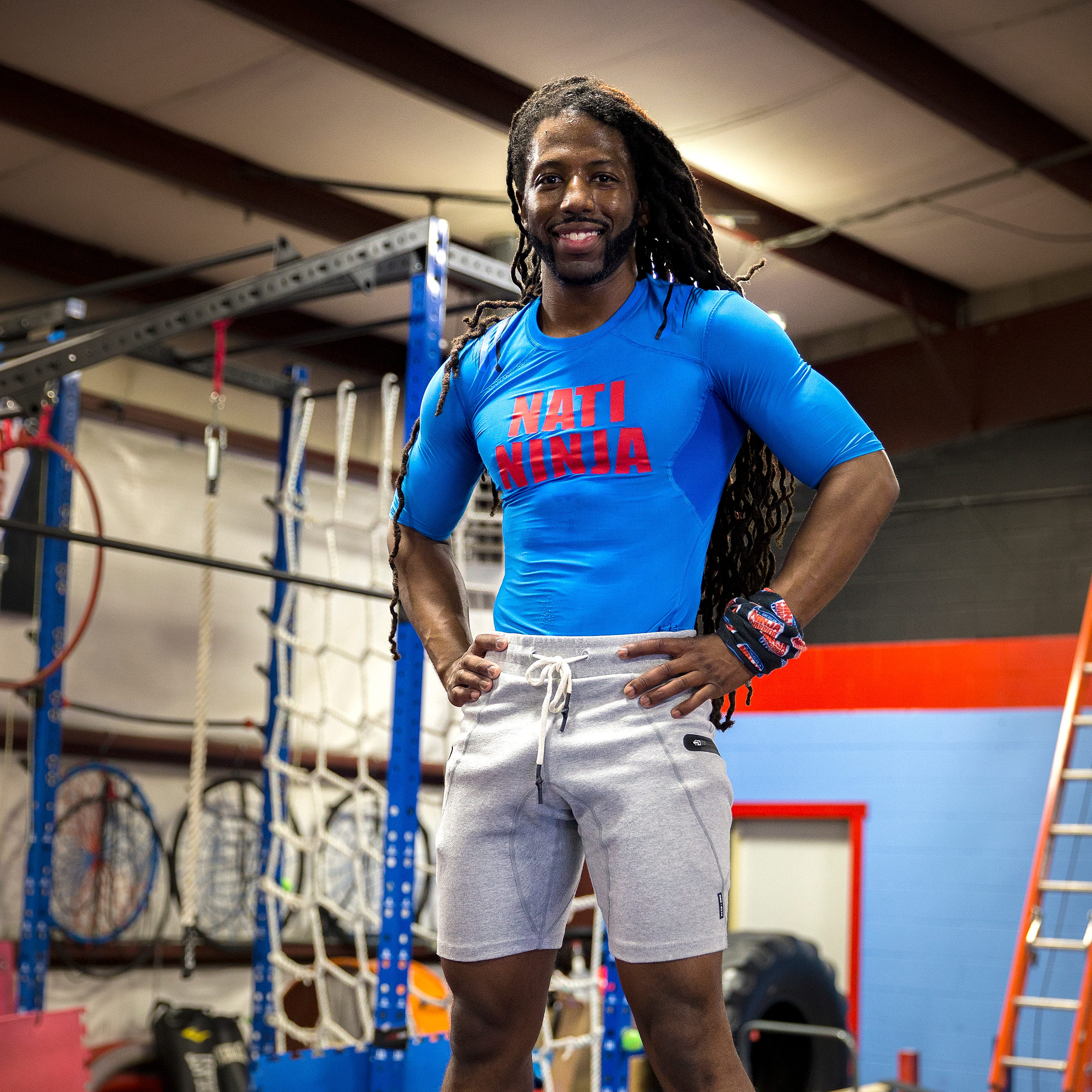 Meet the local guy you're gonna cheer for on 'American Ninja Warrior'