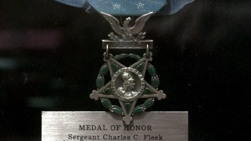 History: Medal of Honor is the military's highest honor for valor