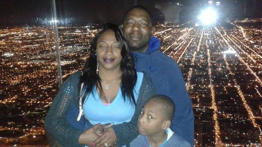 Chae'Von Bowman is survived by her husband, Anthony Bowman Sr., and their son, Anthony Jr., 11.