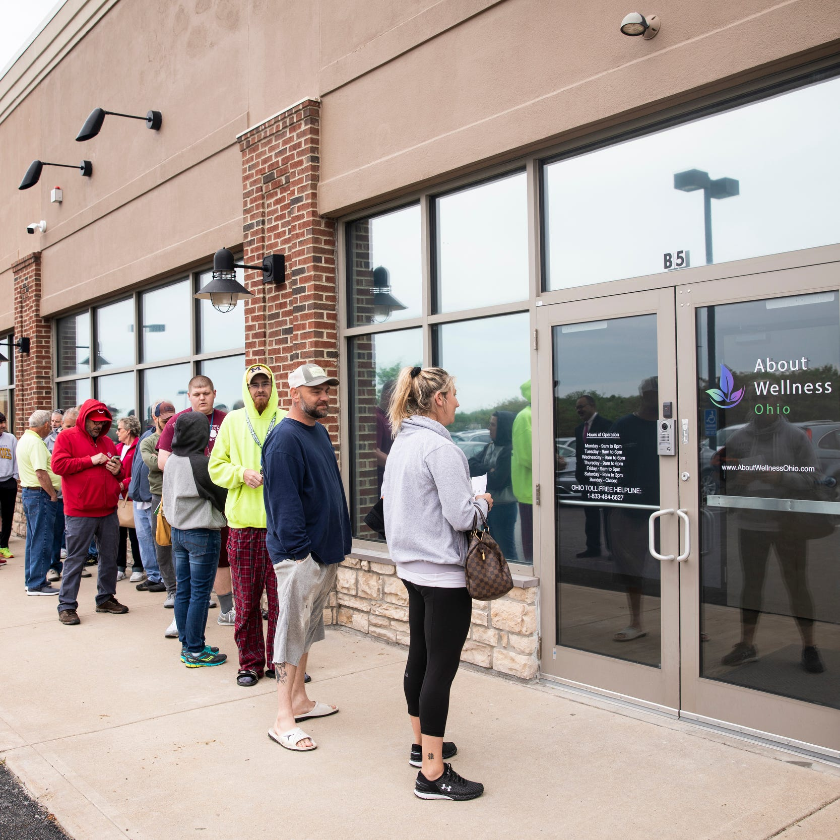 'It's about time.' First Greater Cincinnati medical marijuana dispensary opens