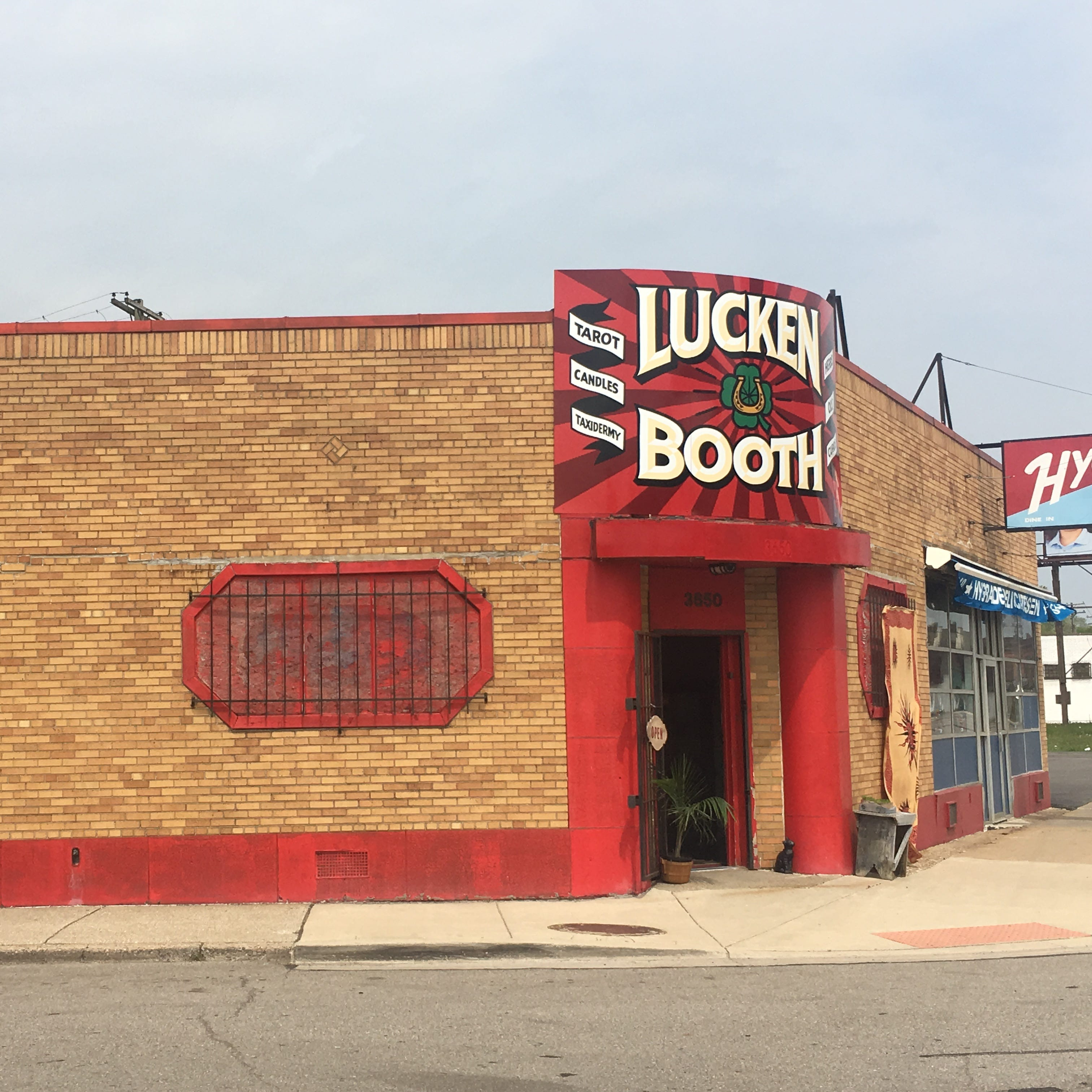 New Detroit store has psychic readings, raccoon penis bones