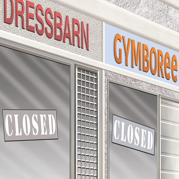 Retail store closings: What's really going on
