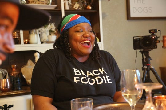 Chi Walker is one half of Femmes de la Fleur, a female-led events company that fuses cannabis with food.