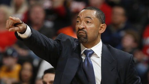 Juwan Howard has been an assistant for the Miami Heat for six seasons.