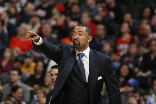 lowest price 33f53 c311a Juwan Howard has been an assistant for the Miami Heat for six seasons.