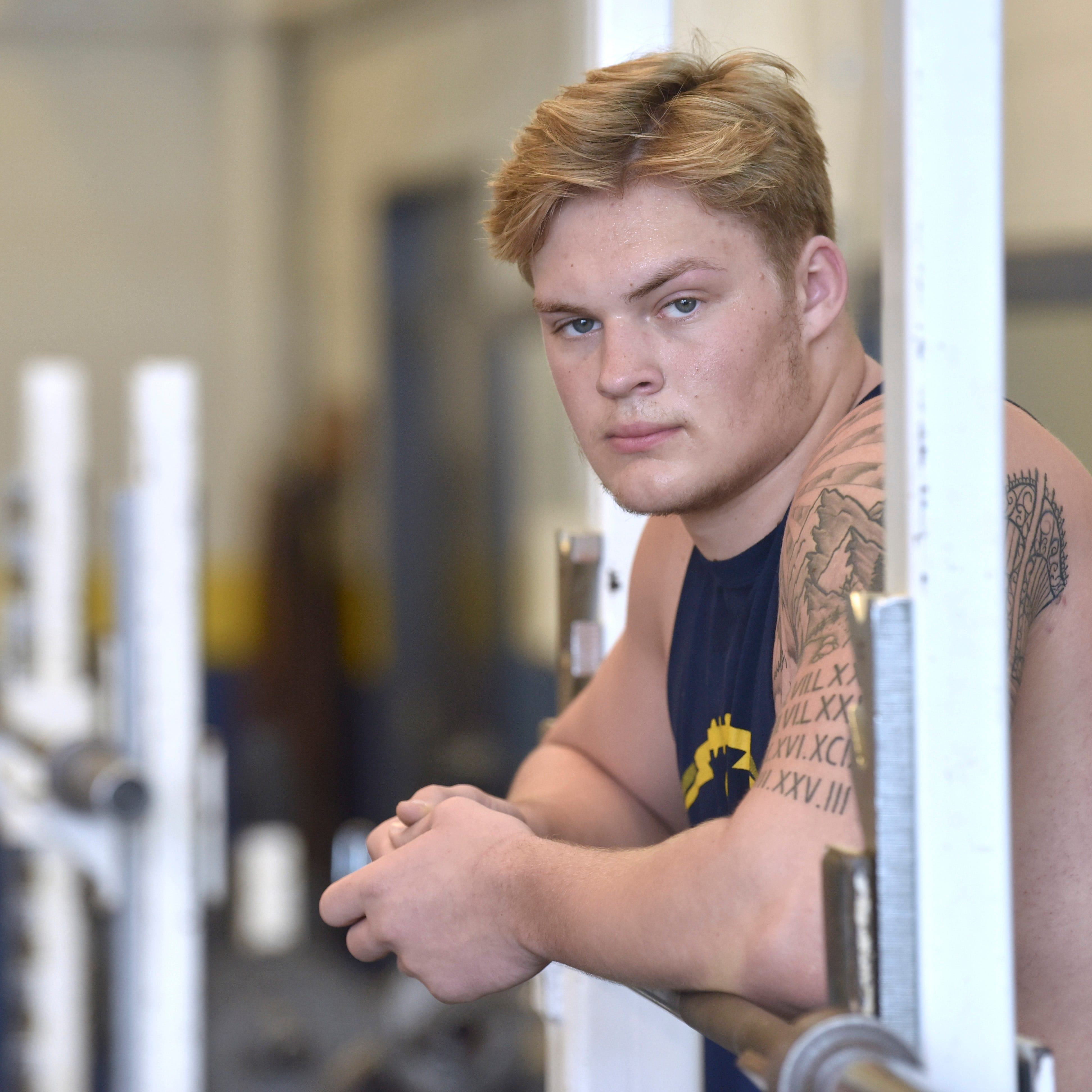 Trieu: Michigan target Braiden McGregor says decision will come down to 'feel'