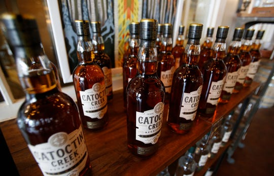 American whiskey makers have been caught in the middle of the trade dispute since mid-2018, when the EU targeted American whiskey and other U.S. products in response to Trump's decision to slap tariffs on European steel and aluminum.