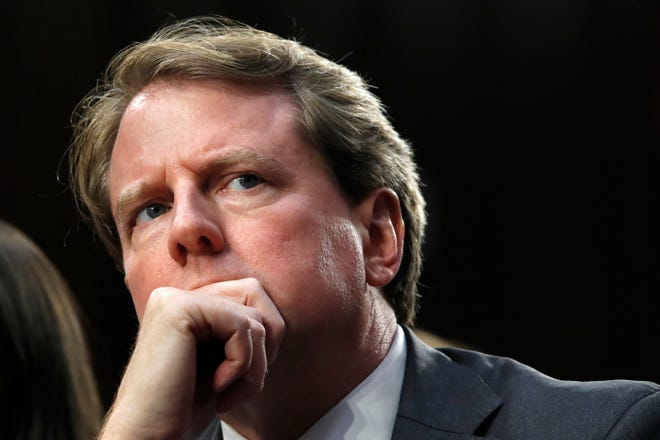 Former White House counsel Don McGahn was a key figure in special counsel Robert Mueller's investigation, describing ways in which the president sought to curtail that federal probe.