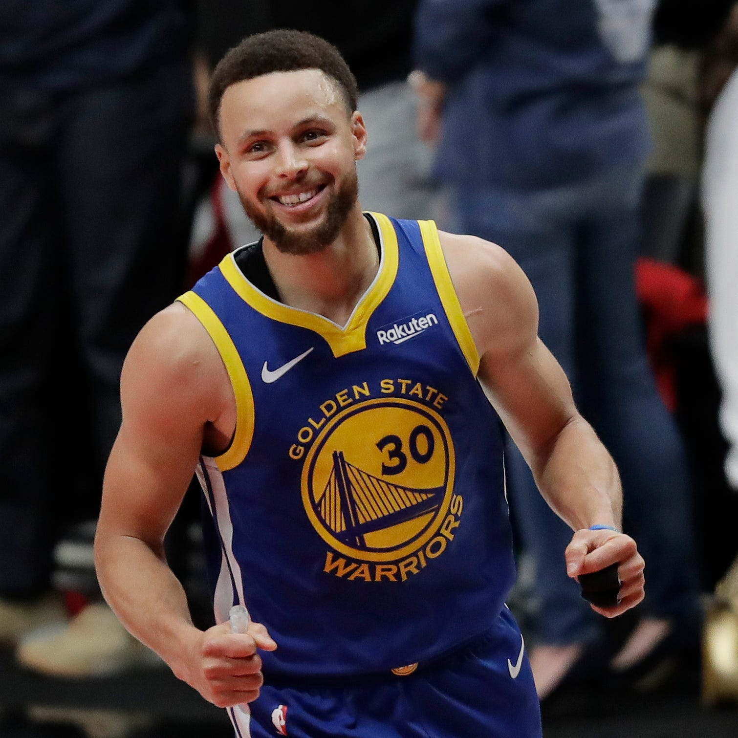 Monday's NBA playoffs: MSU's Draymond Green, Steph Curry send Warriors to fifth straight finals appearance