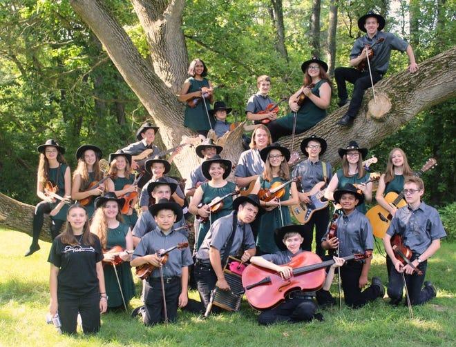 Saline Fiddlers Philharmonic
