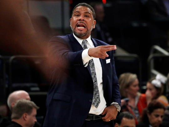 Providence head coach Ed Cooley signed an extension with the Friars on Tuesday, taking him out of the running for the vacant Michigan job.